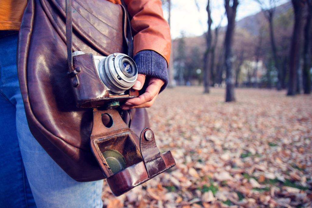 Camera Photo Credit: chabybucko (iStock).
