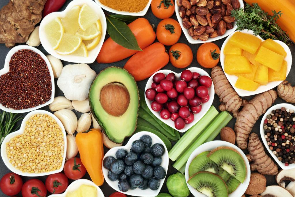 Healthy Food Photo Credit: marilyna (iStock).