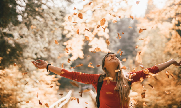 5 Ways to Slow Down and Enjoy Life This Fall