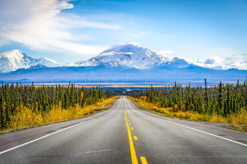 Alaska Photo Credit: chaolik (iStock).