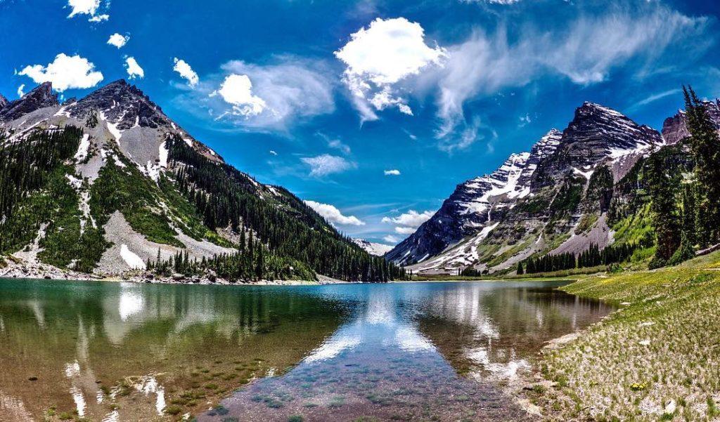 Maroon Bells-Snowmass Wilderness. Photo Credit: Gary Snyder.