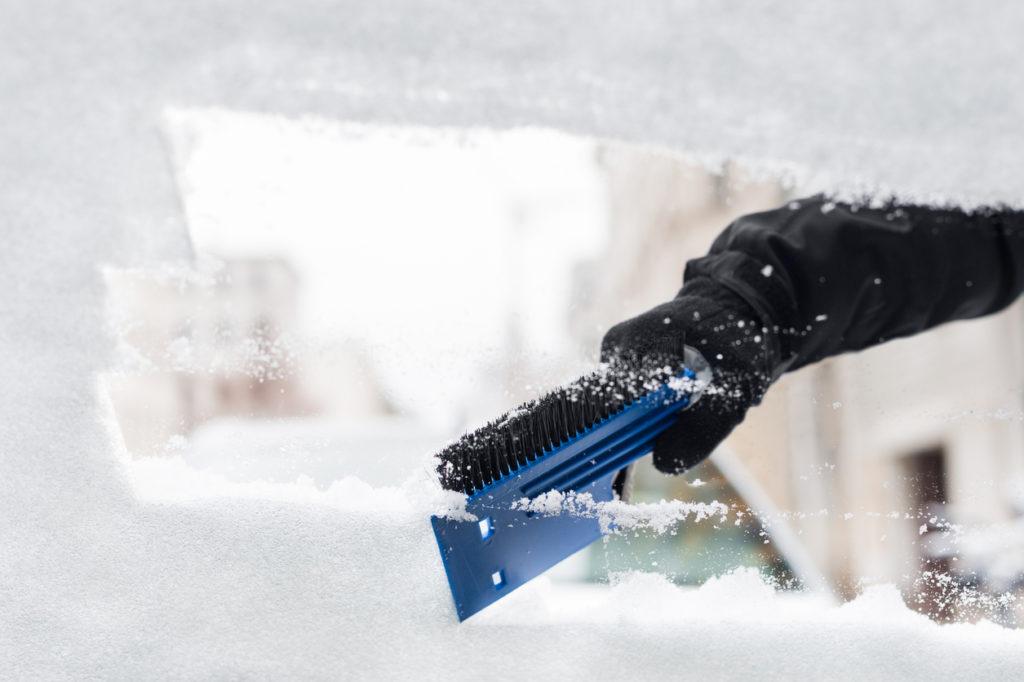 Snow Photo Credit: TommL (iStock).