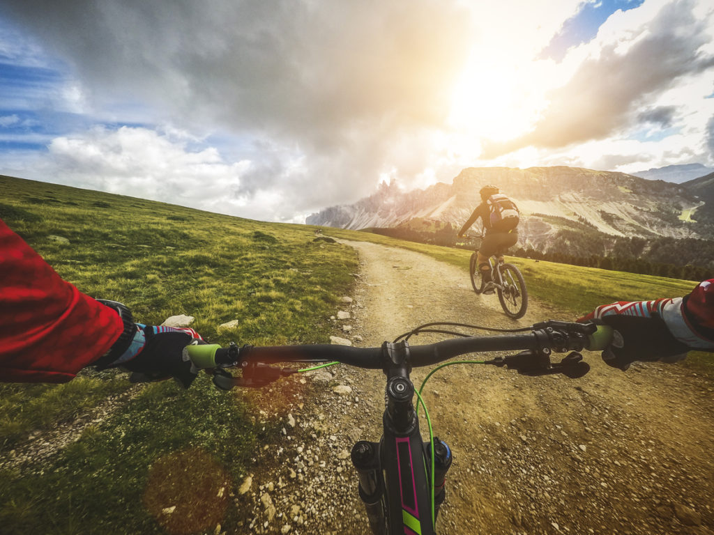 Mountain Biking Photo Credit: piola666e (iStock).
