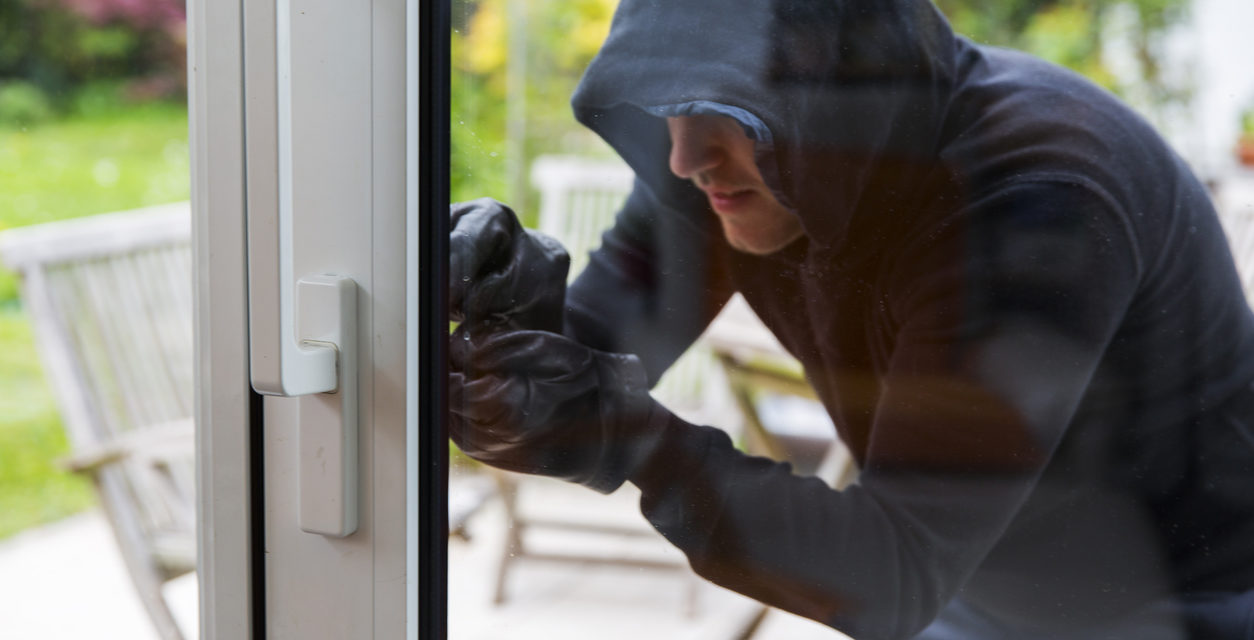 5 Sneaky Ways Burglars Break into Homes