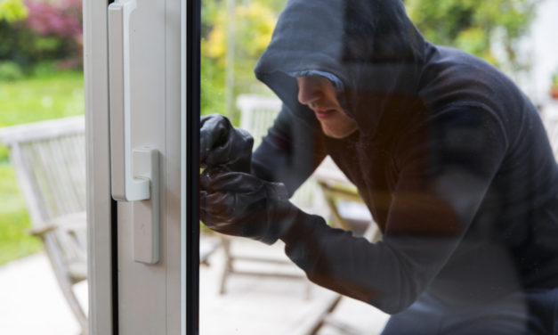 5 Sneaky Ways Burglars Break into Homes