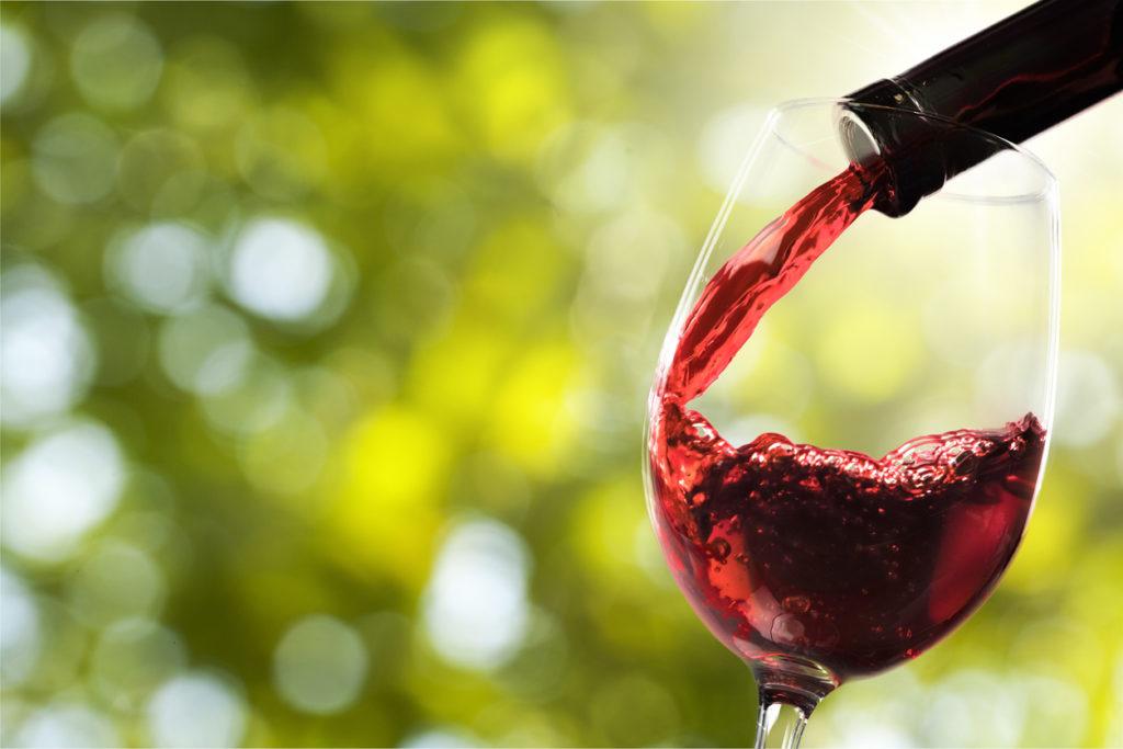 Wine Photo Credit: artisteer (iStock).