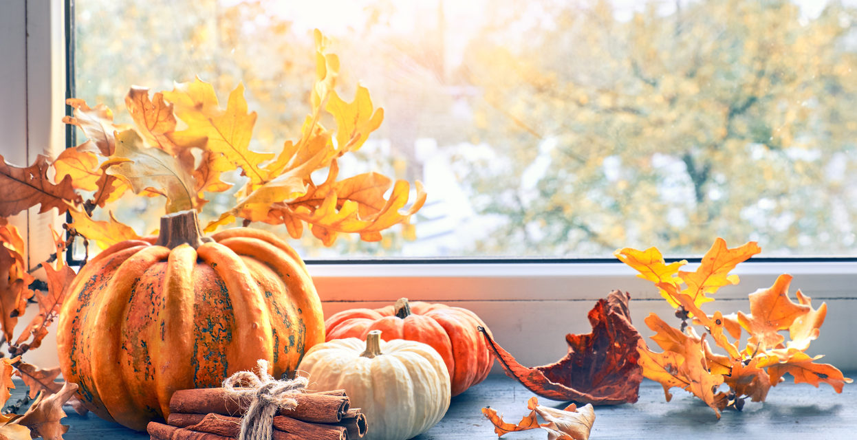 7 Ways to Decorate for Fall