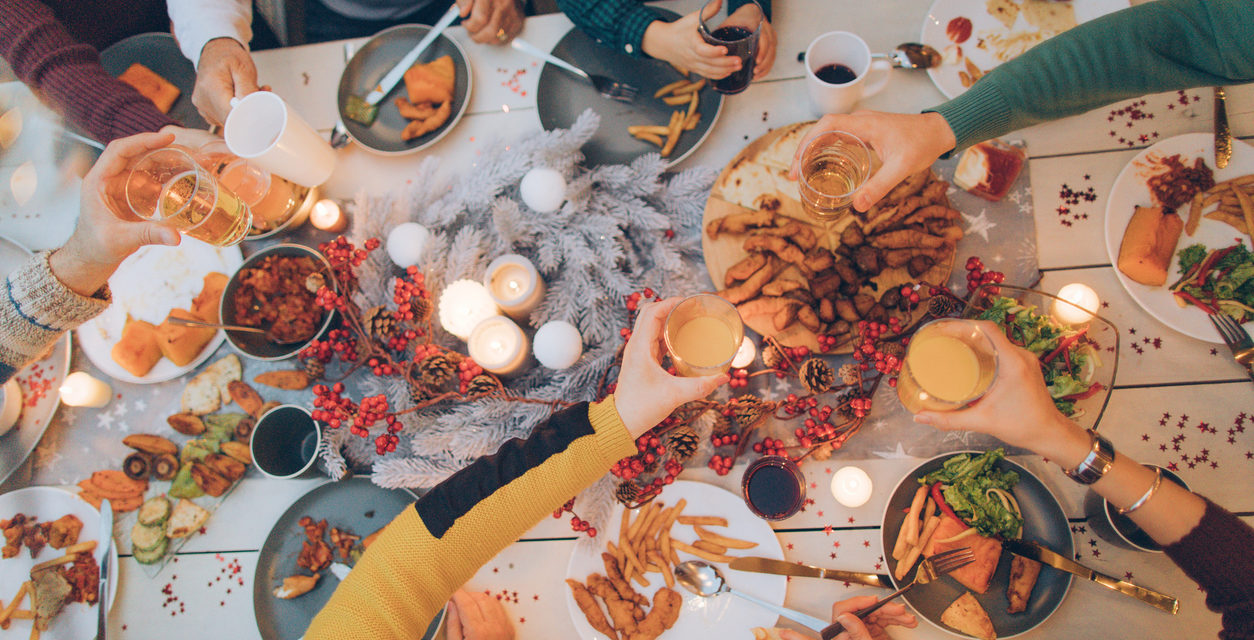 5 Ways to Avoid Weight Gain Over the Holidays