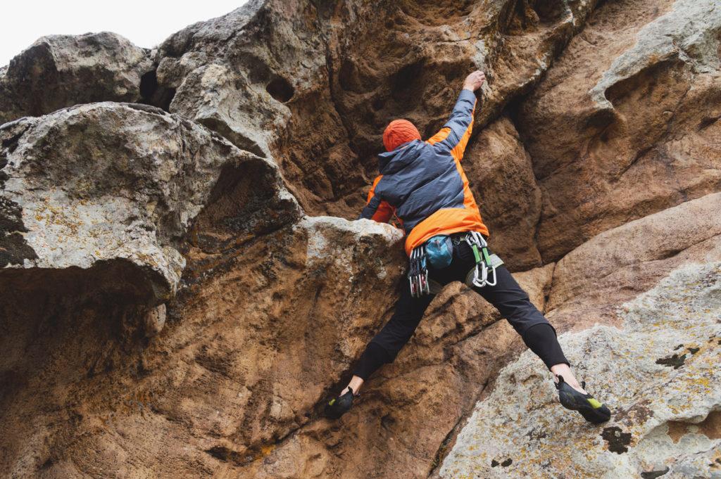 Climbing Photo Credit: yanik88 (iStock).