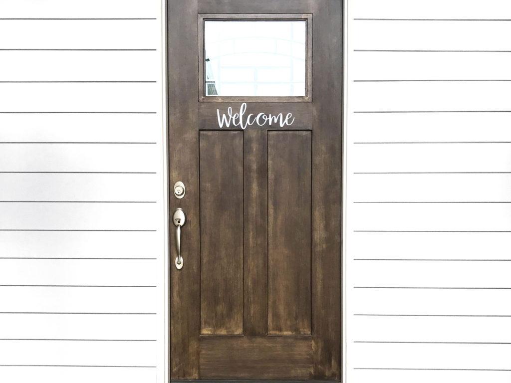 Front Door Photo Credit: TriggerPhoto (iStock).