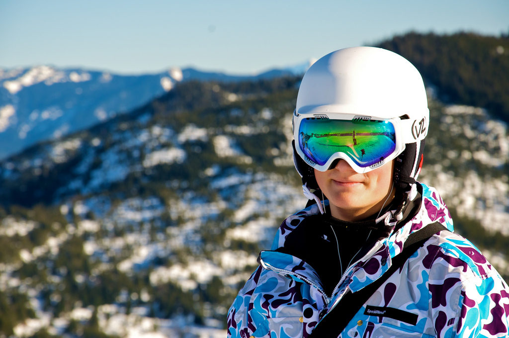 Skiing Photo Credit: Alex Ristea (Flickr).