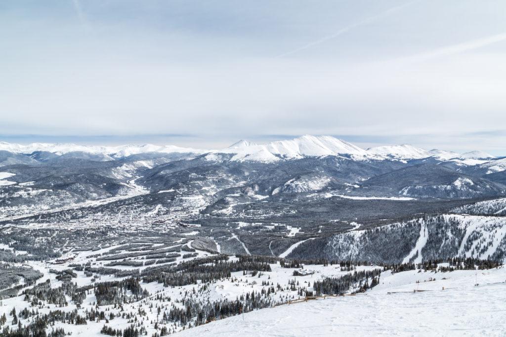 Breckenridge Ski Resort Photo Credit: Onfokus (iStock).
