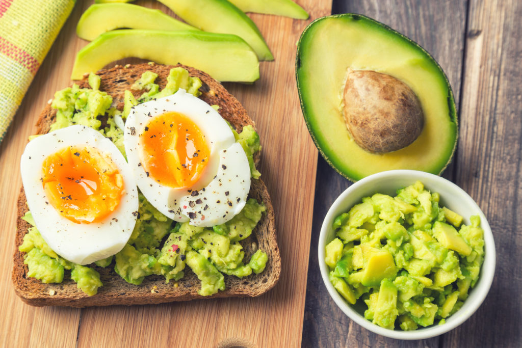 Healthy Eating Avocados Photo Credit: Anaiz777 (iStock).