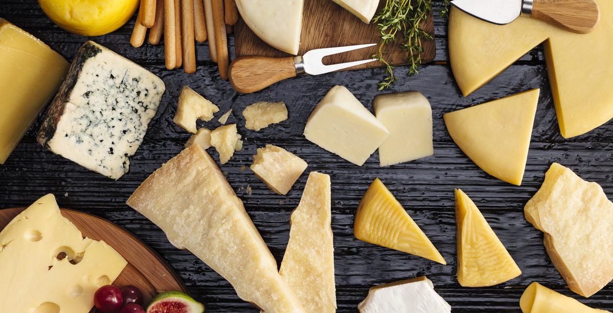 The 3 Healthiest Cheeses You Can Eat