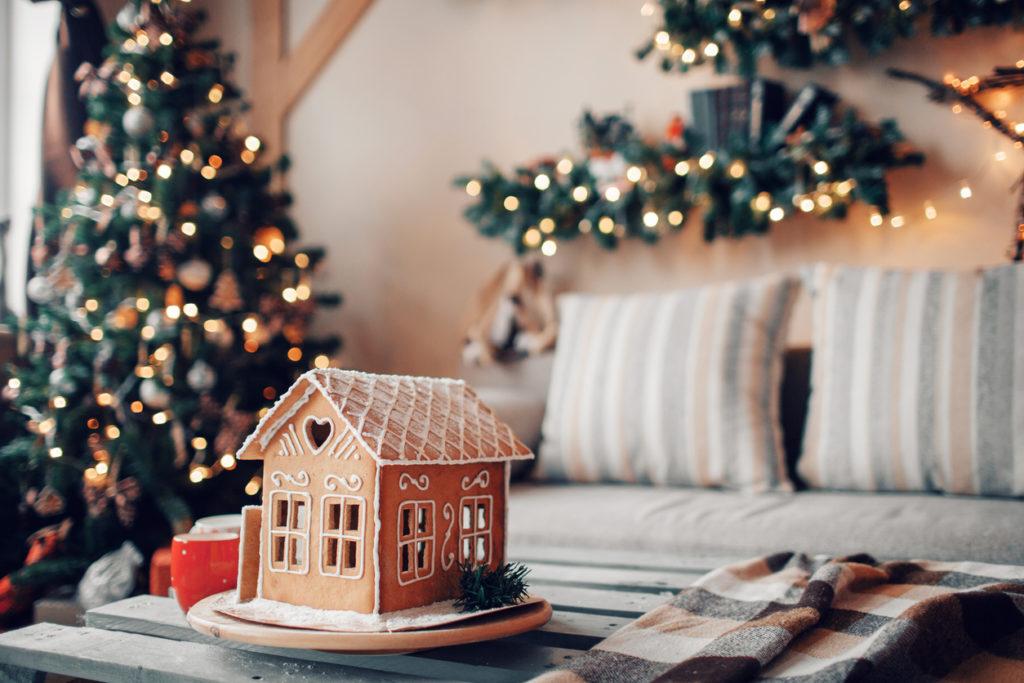 Holiday Decorating Photo Credit: Malkovstock (iStock).