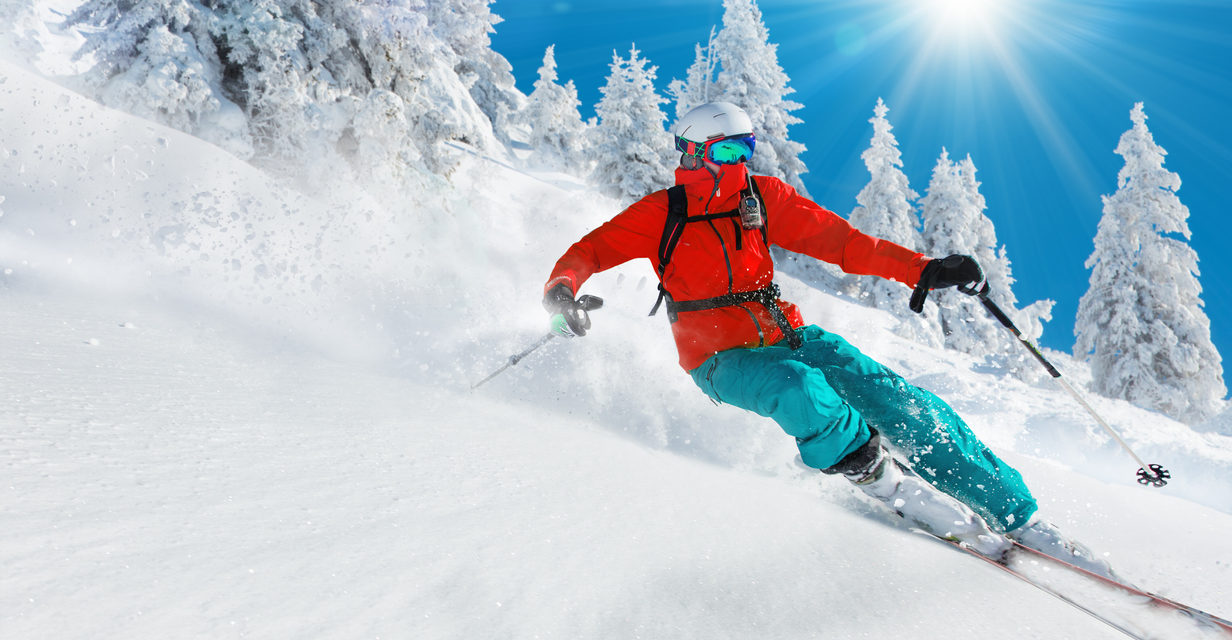 5 Tips for Skiing on Bad Knees