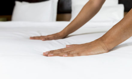4 Terrifying Reasons Why You Should Wash Your Sheets