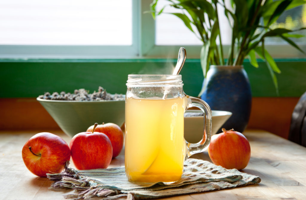 Apple Cider Vinegar Photo Credit: MonaMakela (iStock).