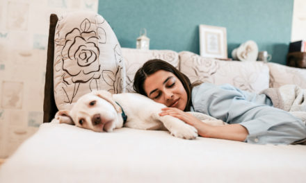 It's Official: Women Sleep Better With Dogs By Their Side