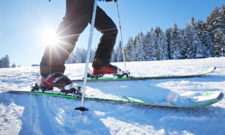 5 Health Benefits of Skiing and Snowboarding