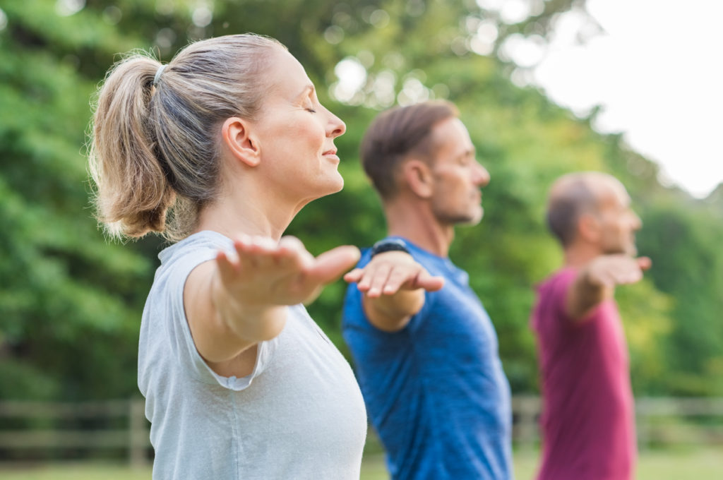 Yoga, Photo Credit: Ridofranz (iStock).