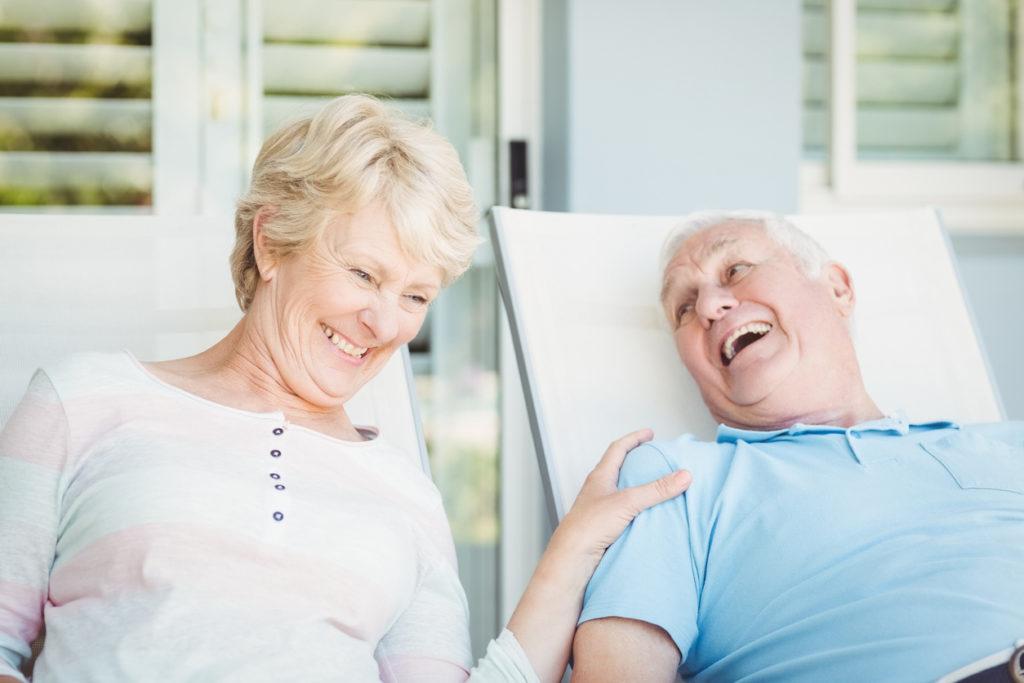 Senior Couple, Photo Credit: Wavebreakmedia (iStock).