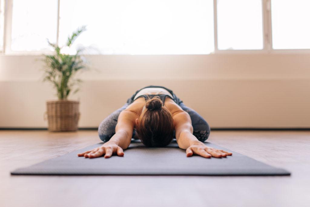 Yoga, Photo Credit: jacoblund (iStock).