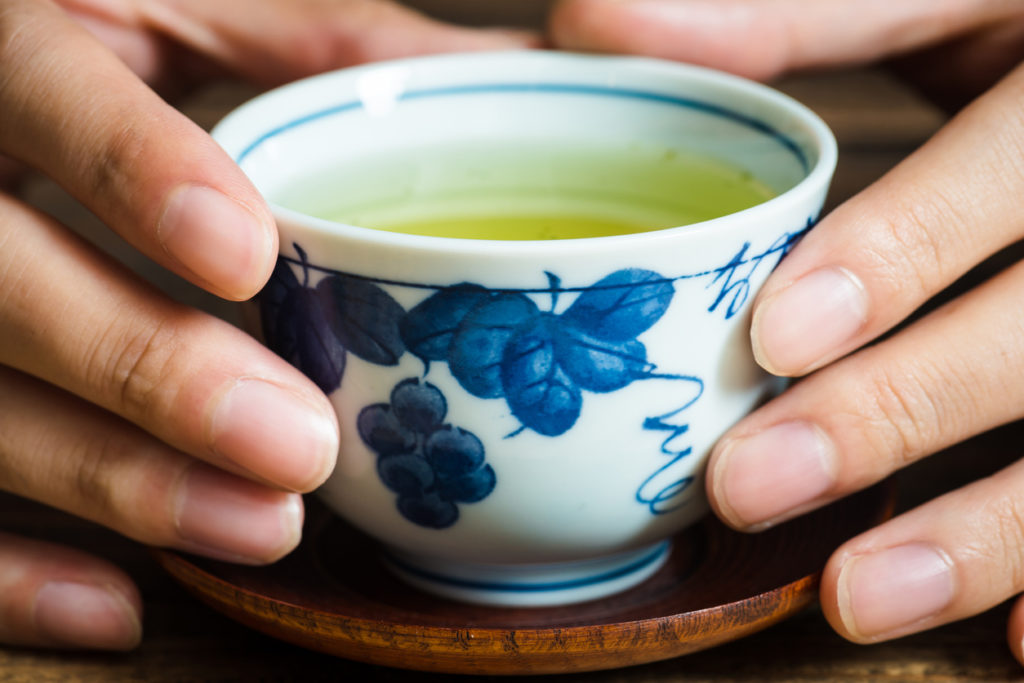 Green Tea, Photo Credit: bee32 (iStock).