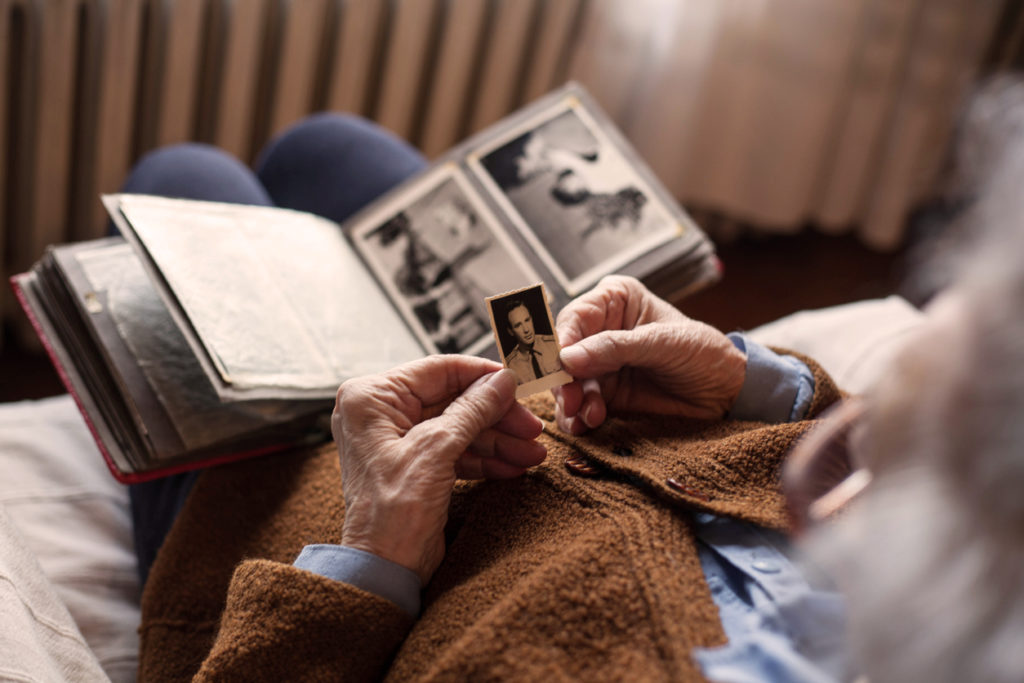 Memories, Photo Credit: EllenaZ (iStock)