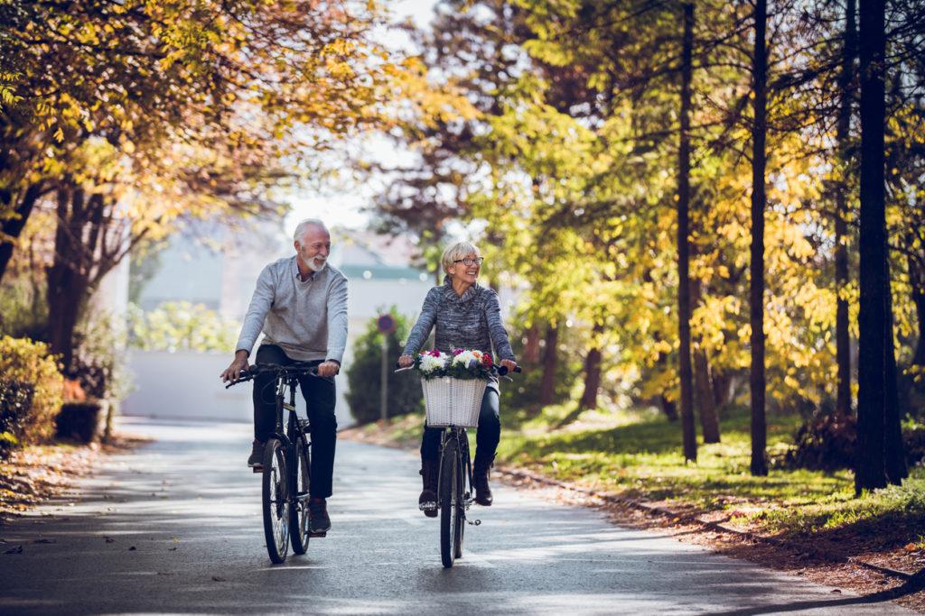 Bike Riding, Photo Credit: EmirMemedovski (iStock).