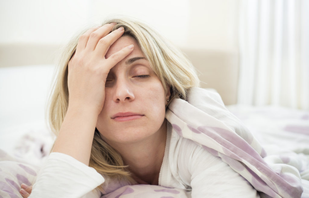 Trouble Sleeping, Photo Credit: Kirbyphoto (iStock).