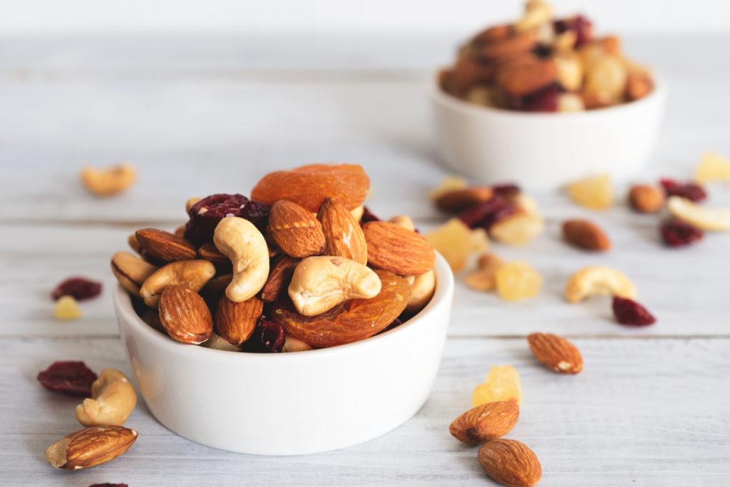 Nuts, Photo Credit: Premyuda Yospim (iStock).
