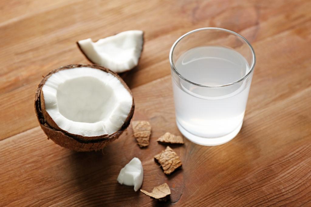 Coconut Water, Photo Credit: belchonock (iStock).