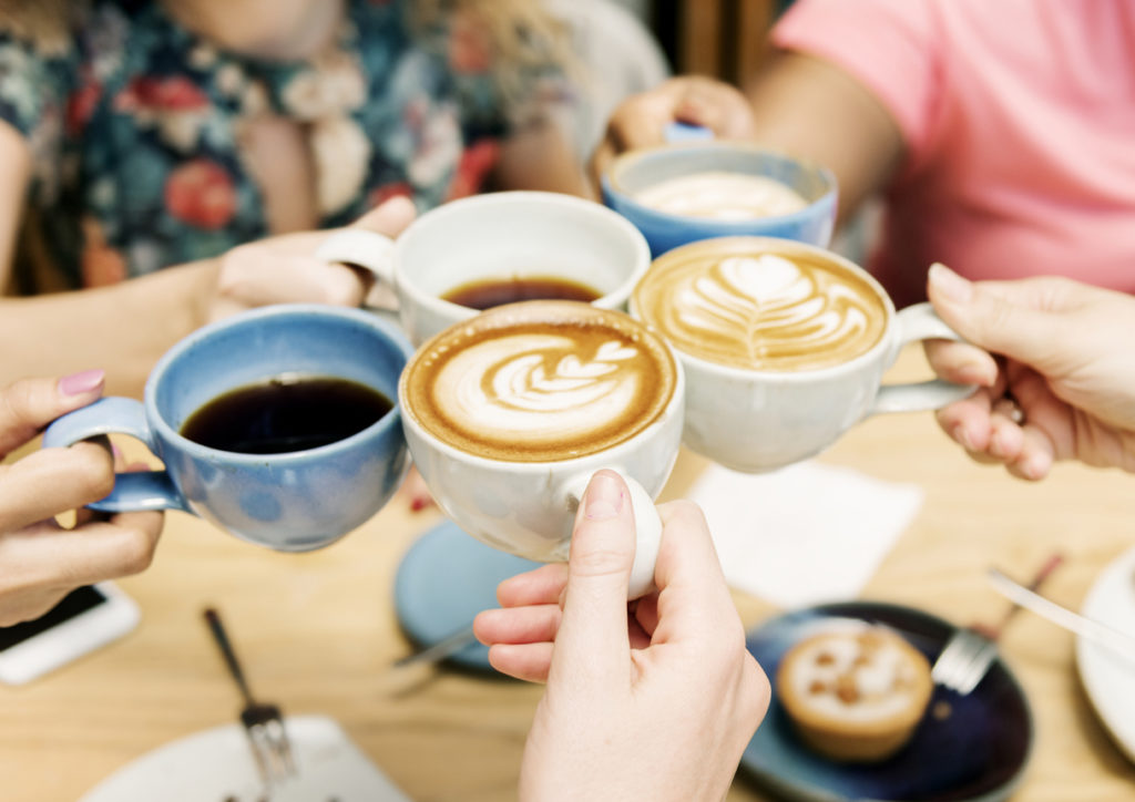 Coffee, Photo Credit: Rawpixel (iStock).