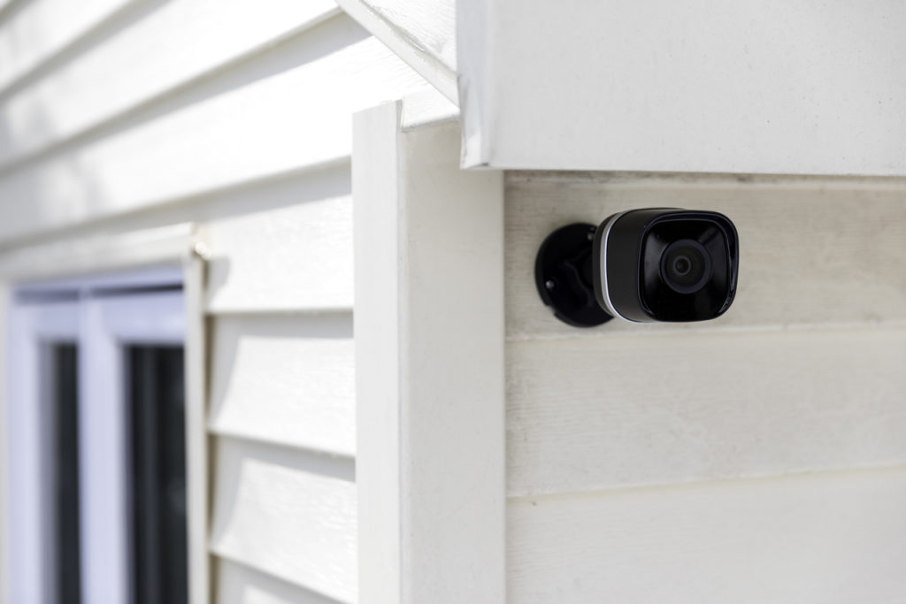 Home Security, Photo Credit: Onfokus (iStock).