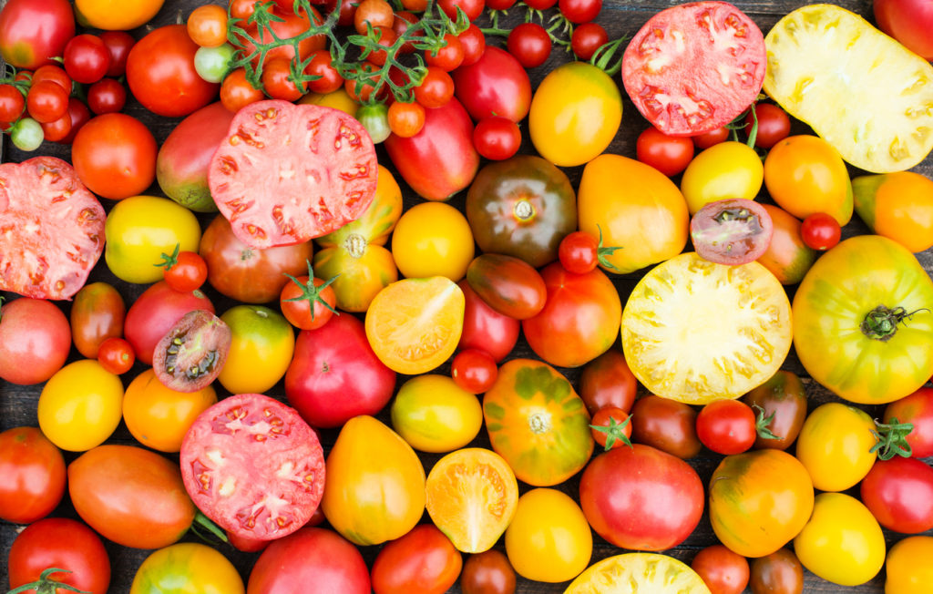 Tomatoes, Photo Credit: p_ponomareva (iStock).