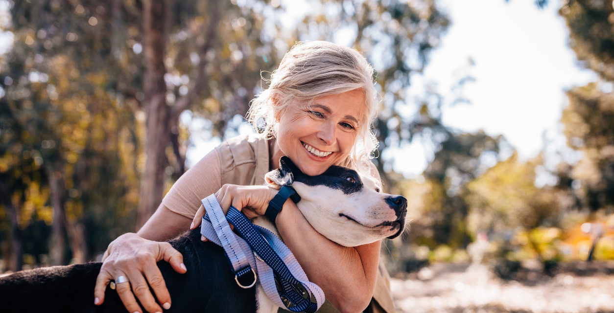 Pets Are the Best Sidekicks For People With Anxiety